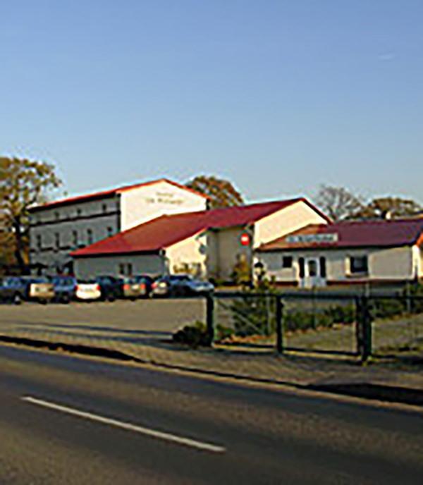 Gasthof Zur Erbmühle, Pension in Thürkow-Todendorf bei Flughafen Rostock-Laage