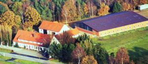 Hörstel-Riesenbeck: Gästehaus Birkenhof