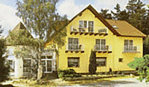 Wesenberg: Hotel & Waldrestaurant Johannesruh