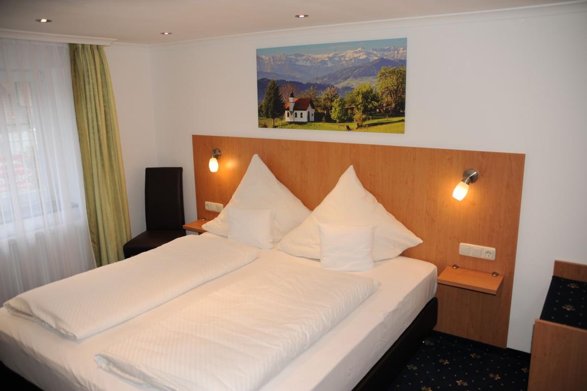 Hotel Post, Monteurzimmer in Scheidegg bei Kressbronn