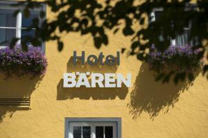 Isny im Allgäu: Hotel & Restaurant Bären