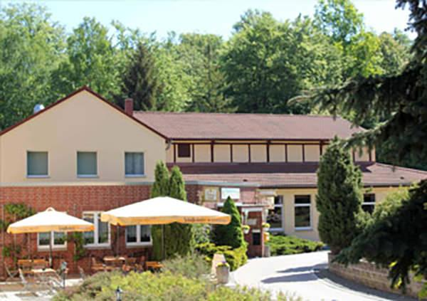Feldberger Seenlandschaft: Waldhotel Stieglitzenkrug