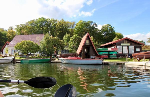 Ferienwohnung Vermietung Tisch, Pension in Lychen bei Gransee