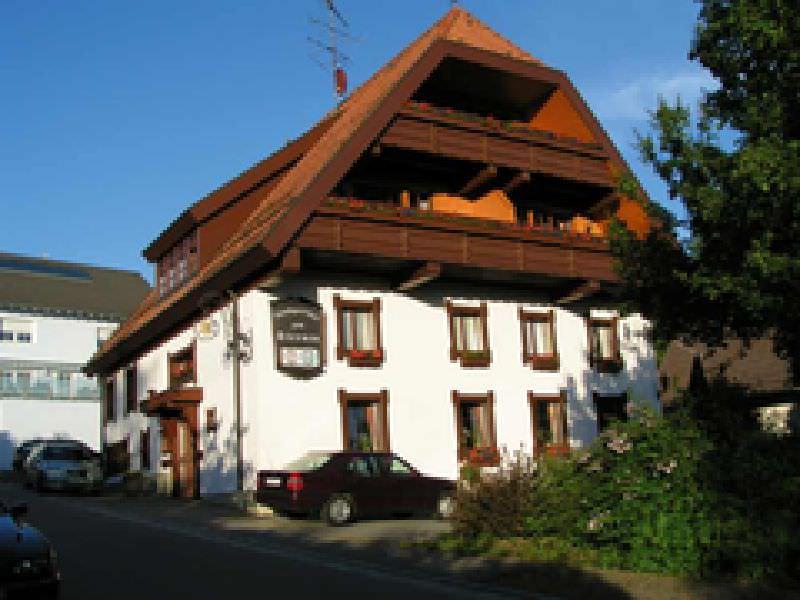 & Landgasthof zum Sternen, Pension in Pfullendorf bei Illmensee