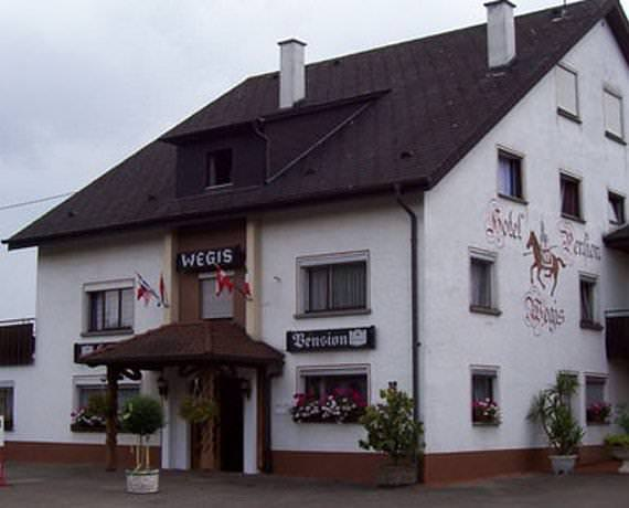 Wegis , Pension in Bermatingen