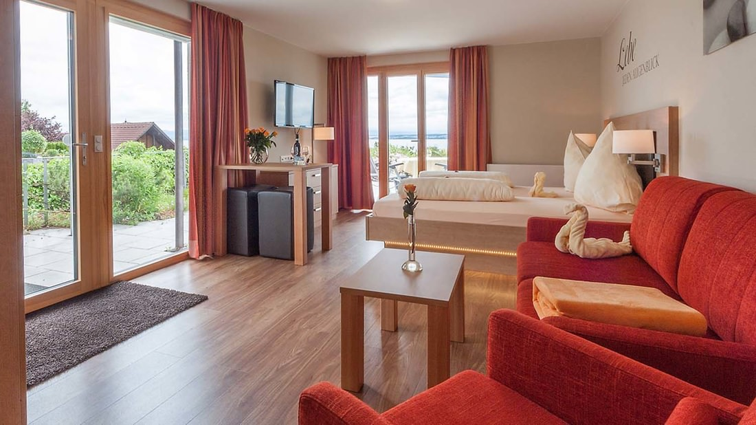 Hotel Garni Mohren, Hotel in Hagnau bei Frickingen