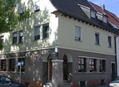 Rose, Pension in Neu-Ulm bei Lautern