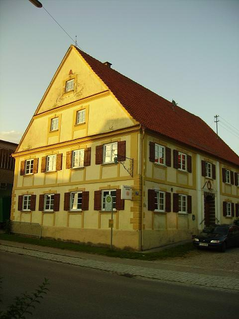 Brauerei-Gasthof Reitinger , Pension in Oberroth