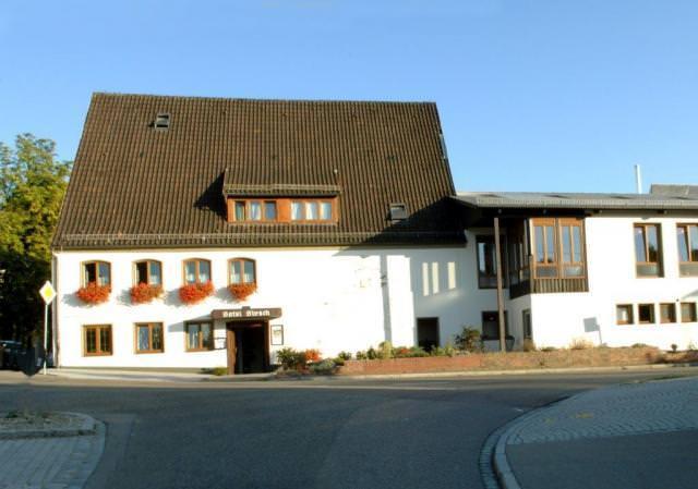 Leipheim: Hotel & Brauereigasthof Hirschbräu