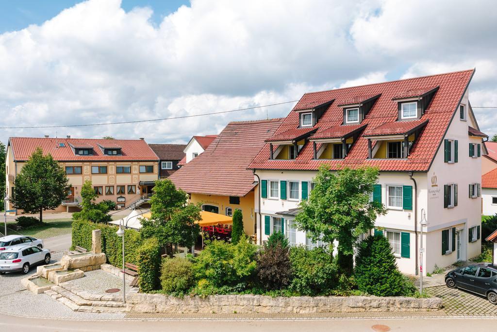 & Gasthaus Köhler's Krone, Pension in Ehingen bei Ehingen