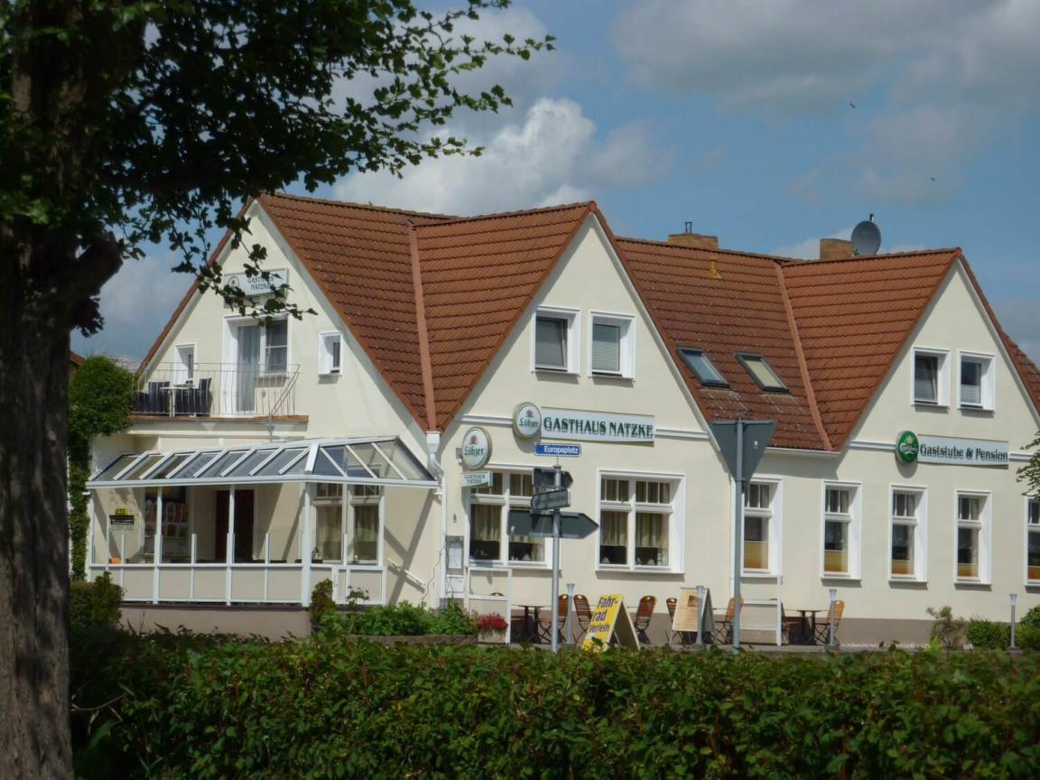 Usedom: Gästehaus Gasthaus Natzke