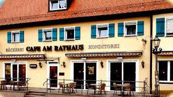 Wendelstein: Hotel Garni Café Am Rathaus