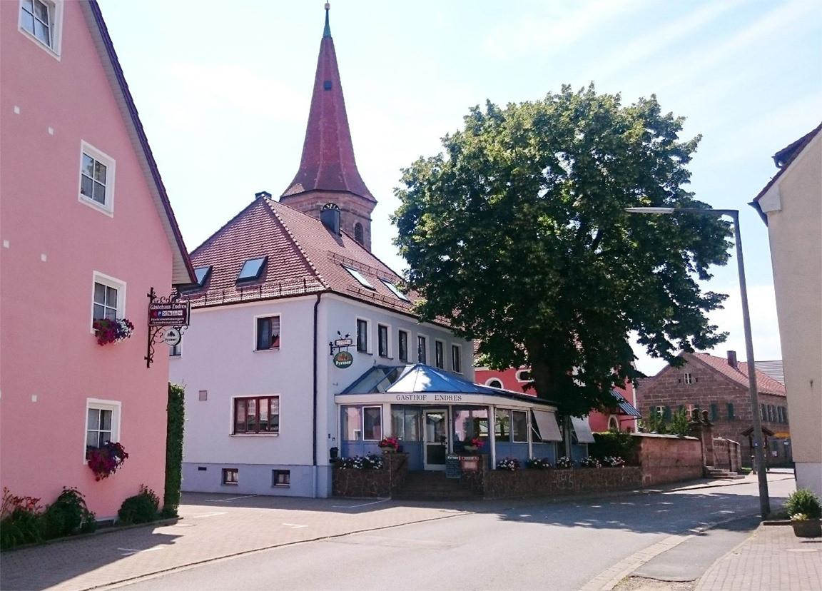 Gasthof Endres in Allersberg-Göggelsbuch