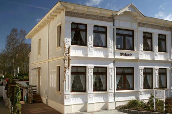 Seebad Ahlbeck: Pension Villa Melanie