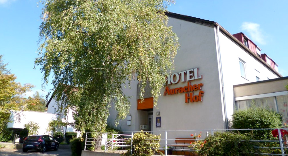 Hotel Auracher Hof, Hotel in Herzogenaurach bei Erlangen