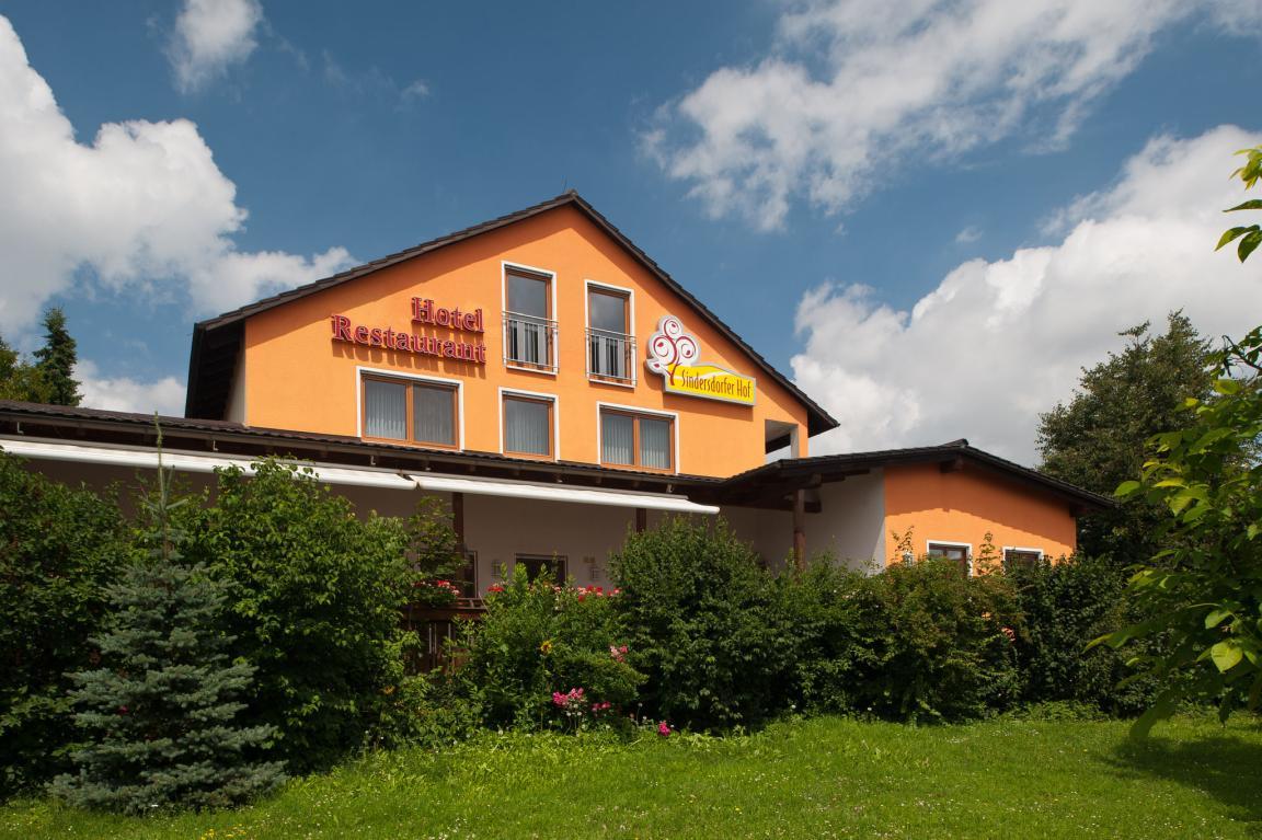 Hotel Sindersdorfer Hof in 91161 Hilpoltstein-Sindersdorf