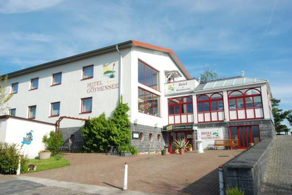 Heringsdorf: Hotel Am Gothensee