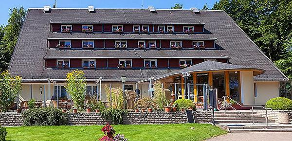 Seebad Bansin: Ferienhotel Forsthaus Langenberg