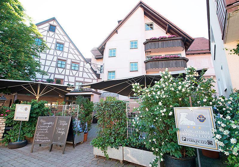 Landgasthof Weißes Lamm*** in 91238 Engelthal