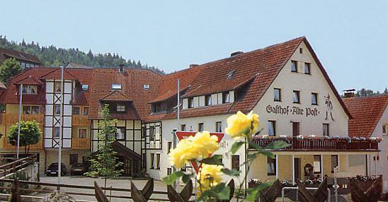 Gasthof Alte Post in 91286 Obertrubach