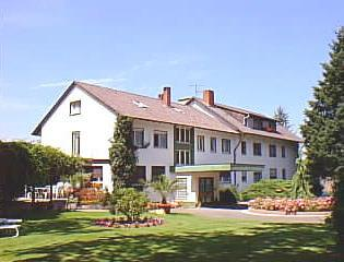 Hotel Haus Friede