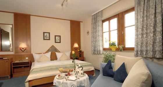 Rothenburg ob der Tauber: Hotel Café Uhl