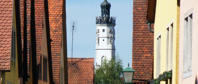 Rothenburg ob der Tauber: Pension Hofmann-Schmölzer