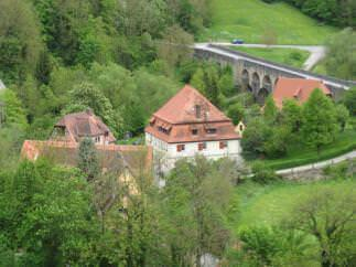 Pension Herrnmühle, 91541 Rothenburg ob der Tauber