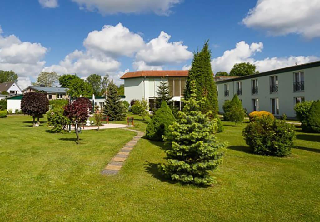 Zinnowitz: Hotel Waldidyll
