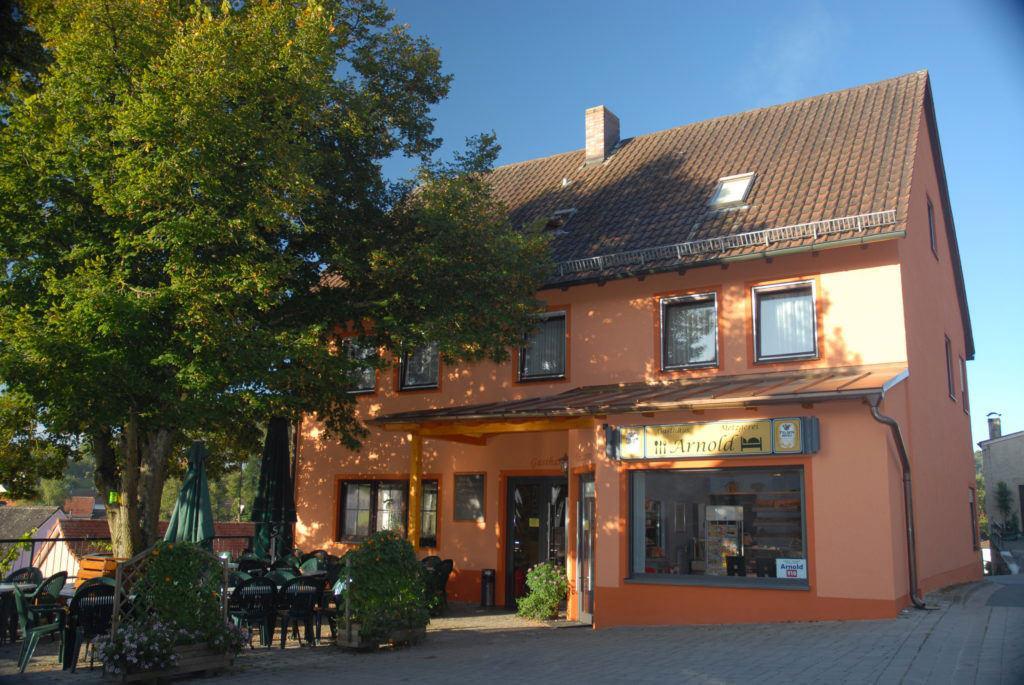 """Windsbach: Gästehaus Arnold """"Zum Goldenen Hirschen"""""""