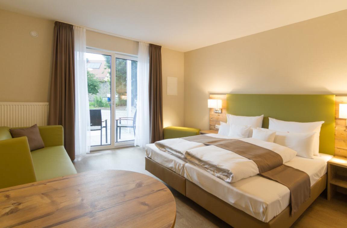 Leutershausen: Hotel  Gasthof Neue Post