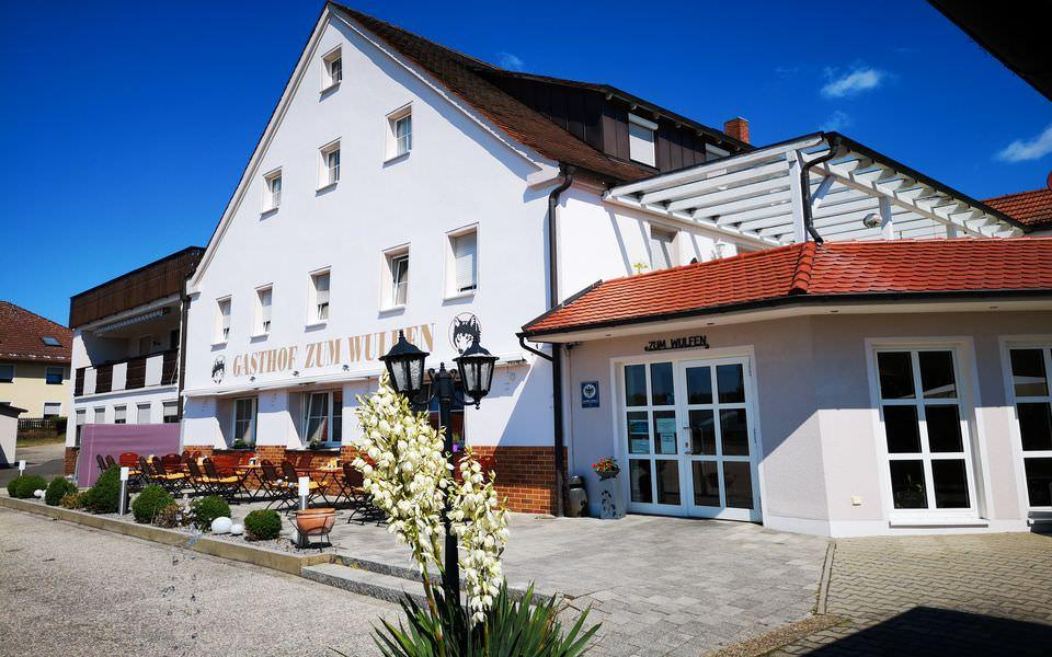 Gasthof zum Wulfen in Sulzbach-Rosenberg