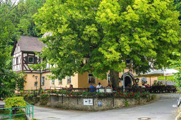 Gasthof Goldener Hirsch, Pension in Hirschbach bei Engelthal