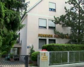 München-Milbertshofen: Pension Fleischmann