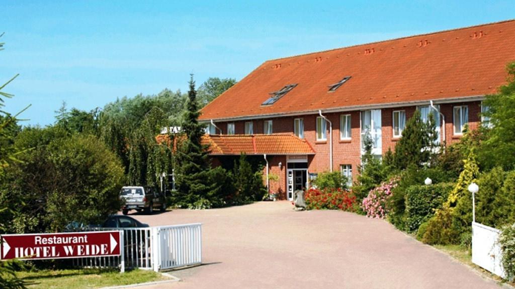 Weide, Pension in Satow bei Flughafen Rostock-Laage