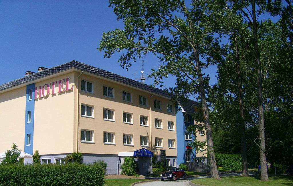 Güstrow: Hotel  Am Tierpark