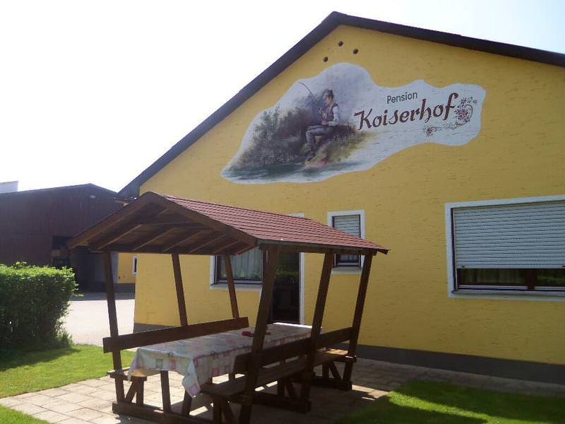 Teublitz: Pension Koiserhof