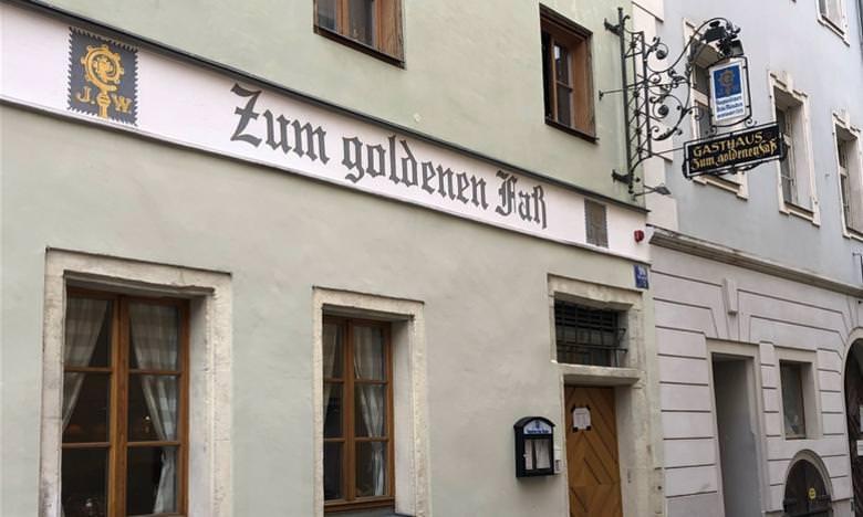 Gasthof Zum Goldenen Roß, Pension in Beratzhausen bei Velburg