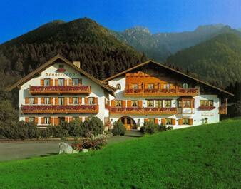 Hotel Garni Alpenhotel Wengererhof*** garni