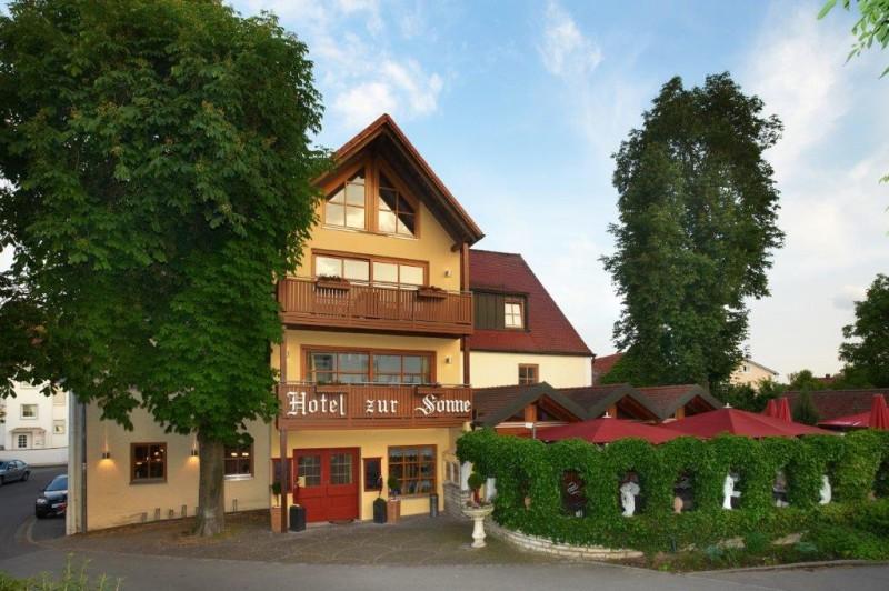Neustadt an der Donau-Bad Gögging: Hotel & Restaurant-Gasthof zur Sonne