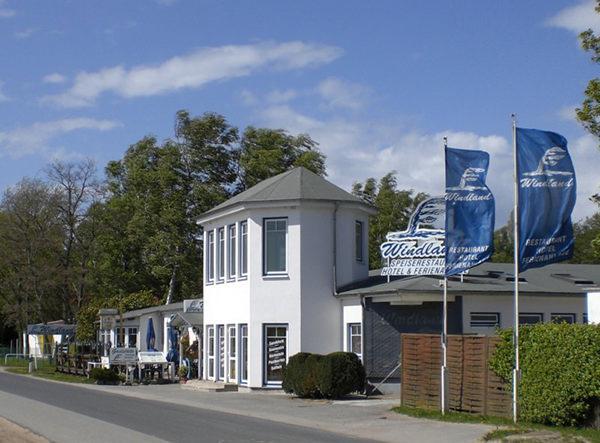 Breege-Juliusruh: Hotel Ferienanlage  & Restaurant Windland