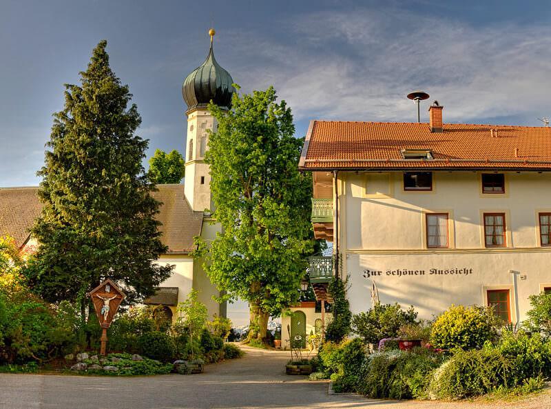 Gasthof & Hotel Zur schönen Aussicht**Superior