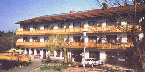 Berghotel Bernhardshöhe, Pension in St. Englmar bei Haibach