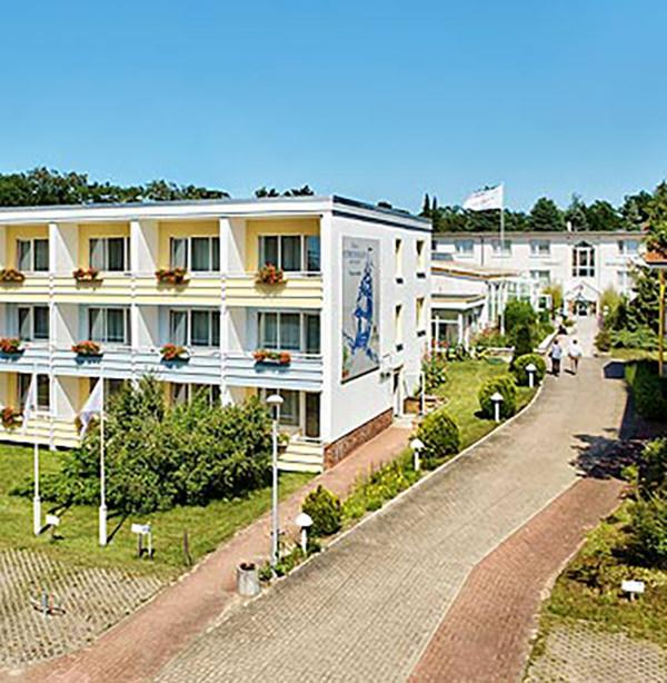 Baabe: Hotel Störtebeker