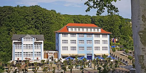 Ostseebad Sellin: Hotel Xenia