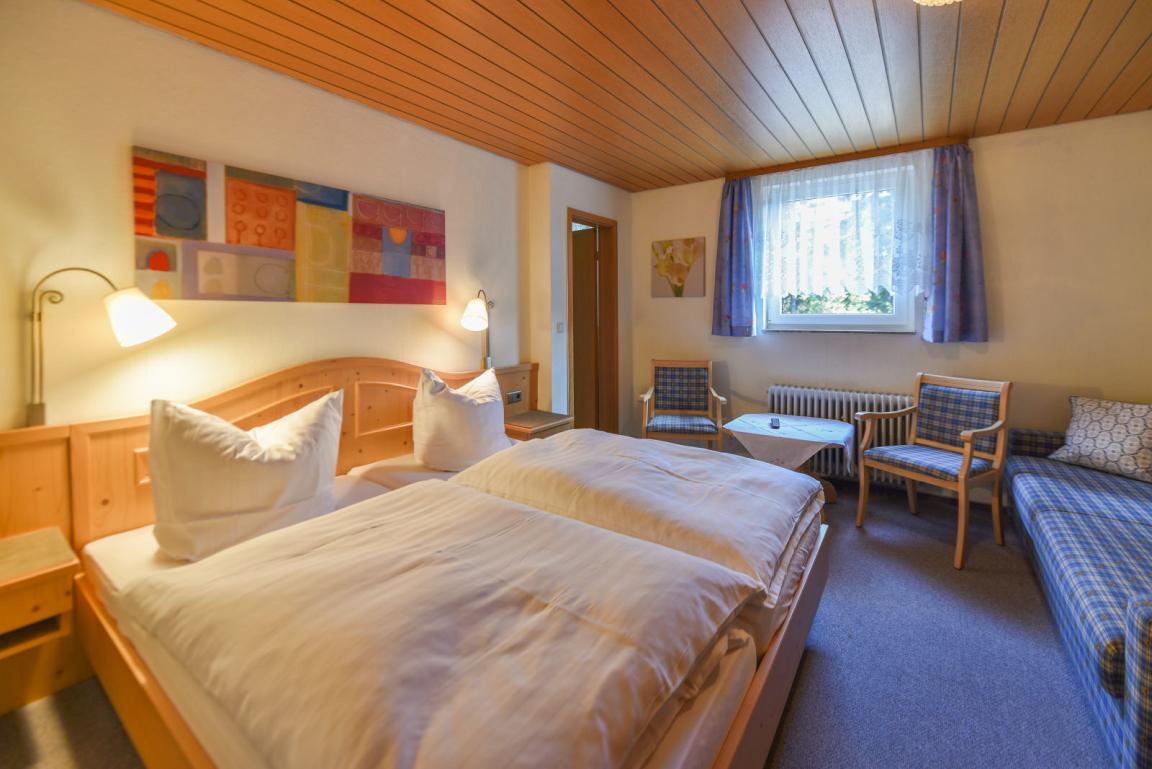 Warmensteinach: Hotel Bergblick Fleckl