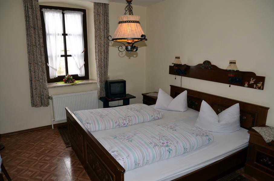 Bischofsgrün: Hotel Gasthof Siebenstern