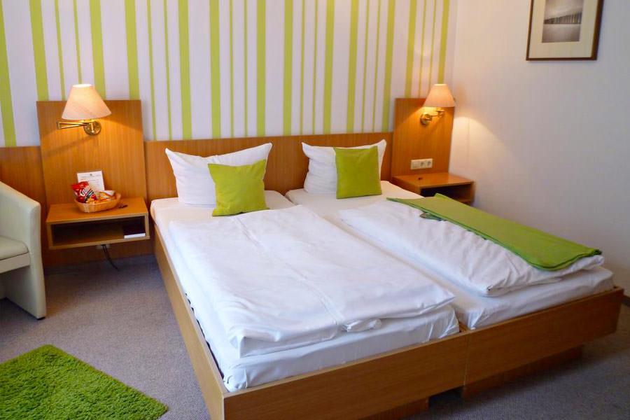 Marktredwitz: Meister Bär Hotel Am Wald
