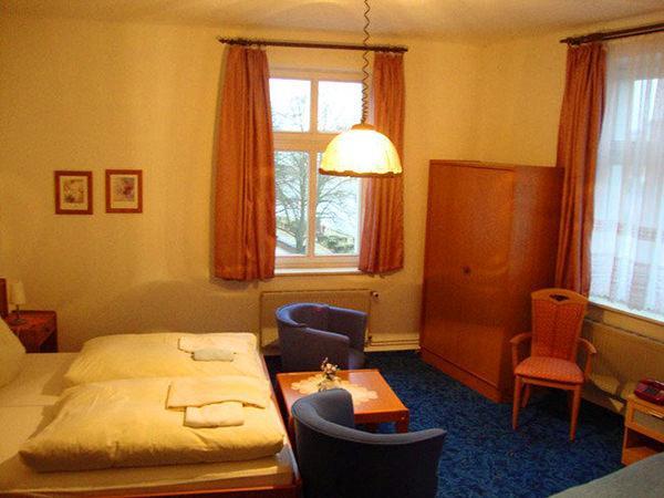 Schwerin: Hotel Garni Haus Am Pfaffenteich