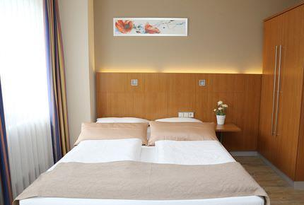 Würzburg: Hotel Garni Lindleinsmühle